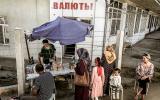 Grenzgeschäfte - Kirgistan/Usbekistan