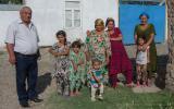 Usbekische Familienbekanntschaft
