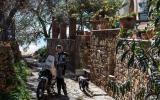 Unsere Unterkunft auf Chios.