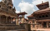 Tempel und tolles Ambiente.