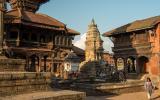 Back in Bhaktapur - Uns gefällt es hier viel besser als in Kathmandu!