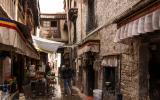 In der Altstadt von Lhasa.